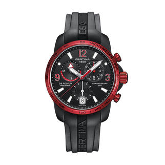 Certina DS Podium Chronograph GMT Alum