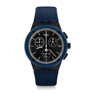 Swatch X-DISTRICT BLUE
