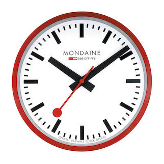 Mondaine Clocks