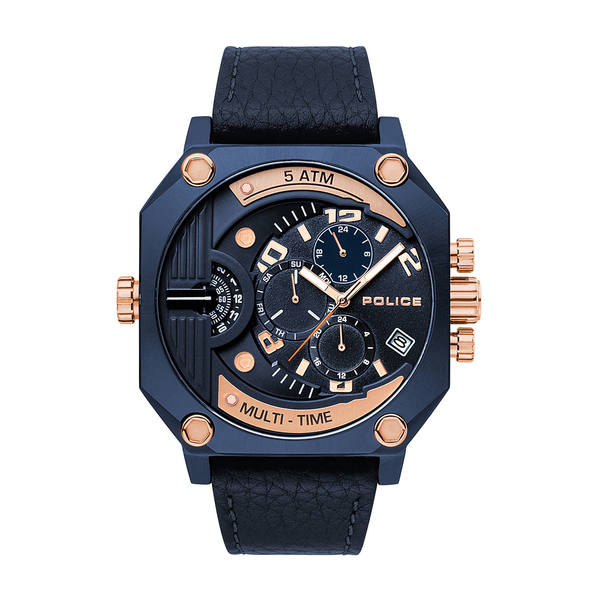 Police Furnace montre homme